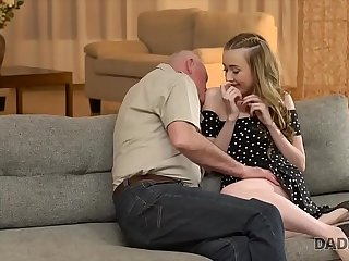 Video young old fuck Old and